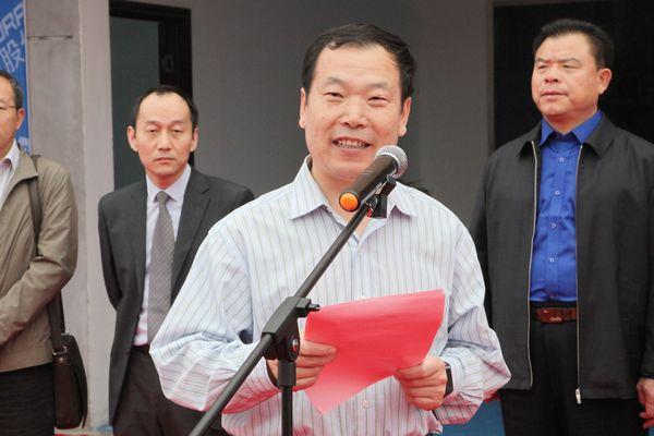 中国商飞上海飞机设计研究院副院长韩克岑讲话
