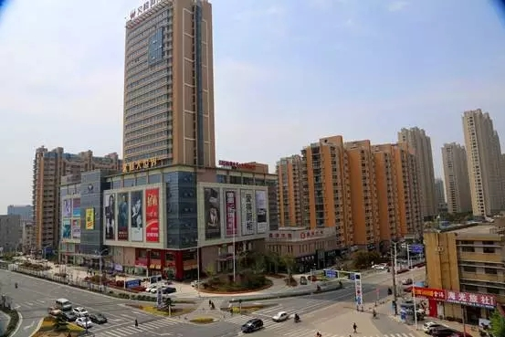海安市城市风景