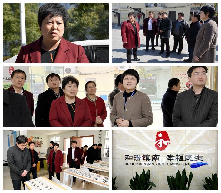 盛慧琴调研海安高新区社区为民服务中心建设