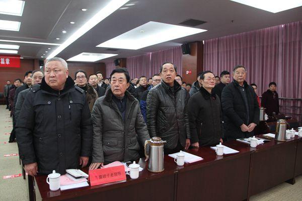 政协海安县第十四届委员会第二次会议隆重开幕