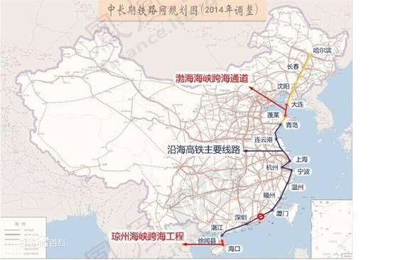 早在孙中山就中国建设的规划《建国方略》一书中,就已有海岸线铁路的初步构想。沿海铁路规划从辽东半岛出发经渤海经山东半岛至长江三角洲,最后沿着海岸线直抵珠江三角洲的高速铁路,是我国首条沿着海岸线修建的捷运铁路通道,将串联起我国沿海经济发达城市。 现在你已经对盐通铁路有了一定了解,那么它对咱们海安有哪些影响呢?海安交运局工作人员告诉小编,盐通铁路建成后,将更加巩固海安的节点意义,将使海安枢纽地位更加凸显;同时作为一条客运专线,盐通铁路将来与南北线路一一对接,北至连云港、青岛,南至苏州、上海等城市,所需时间都